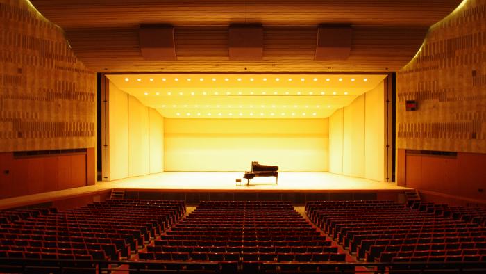 大ホール 東京エレクトロンホール宮城